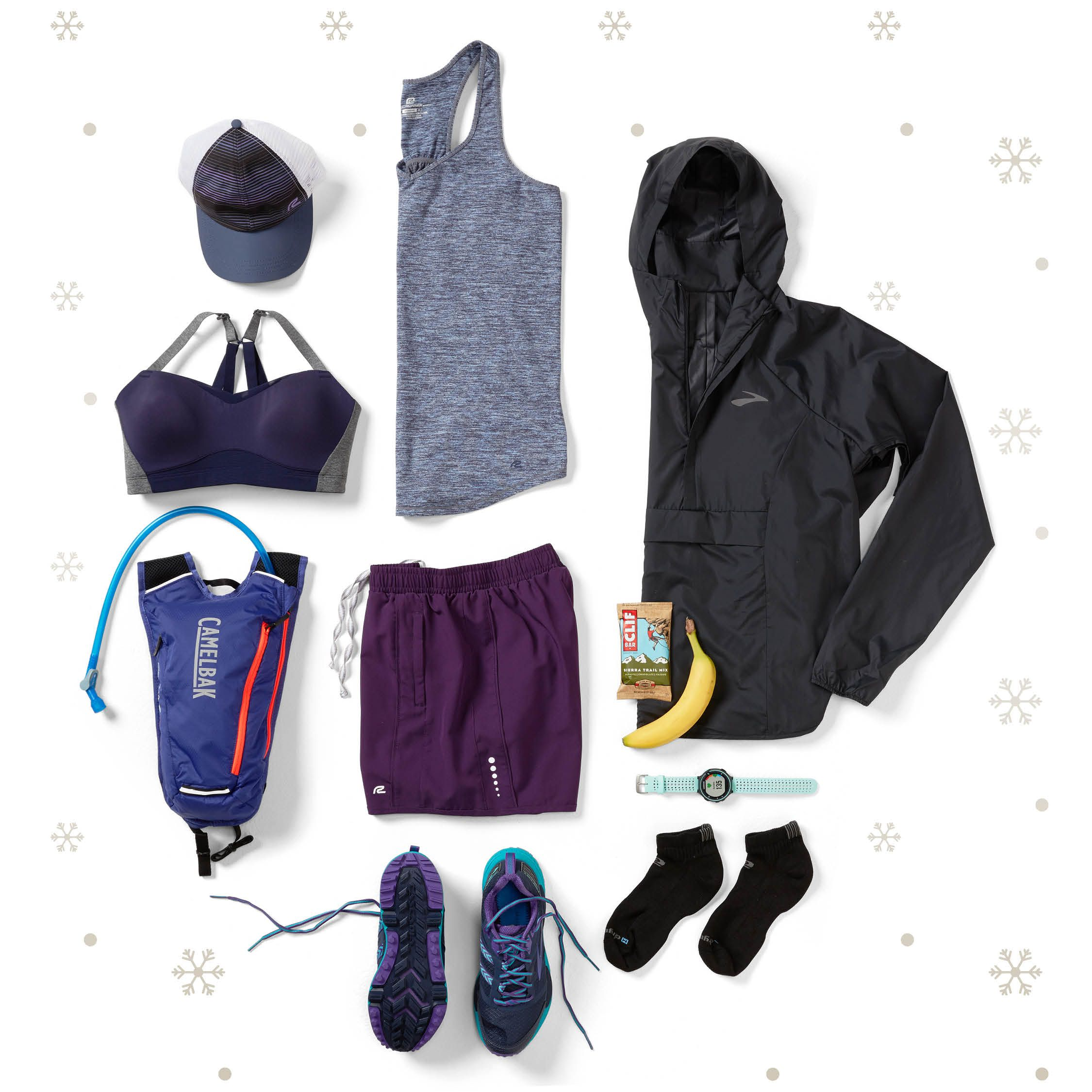 Gifts for the trail runner on your list gifts for