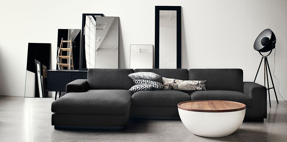 Sepia sofa | Home: Living room | Pinterest | Future house, Living ...