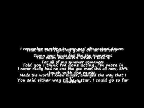Drake Look What You Ve Done Lyrics Just Video