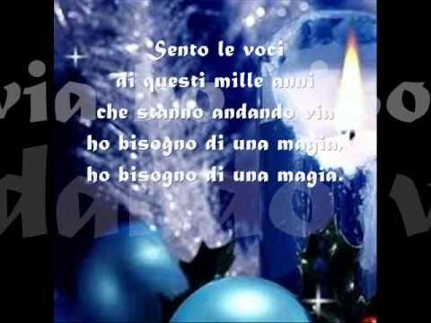 Anche Quest Anno E Gia Natale.Anche Quest Anno E Gia Natale Con Testo E Immag Wmv Canzoni Di Compleanno Musica Di Natale Canzoni