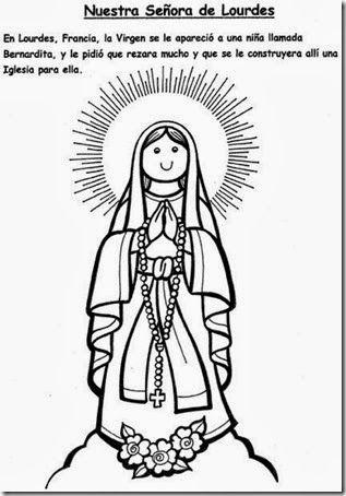 Virgen De La Medalla Milagrosa In English Buscar Con Google Pinturas De Anjo Desenhos Religiao