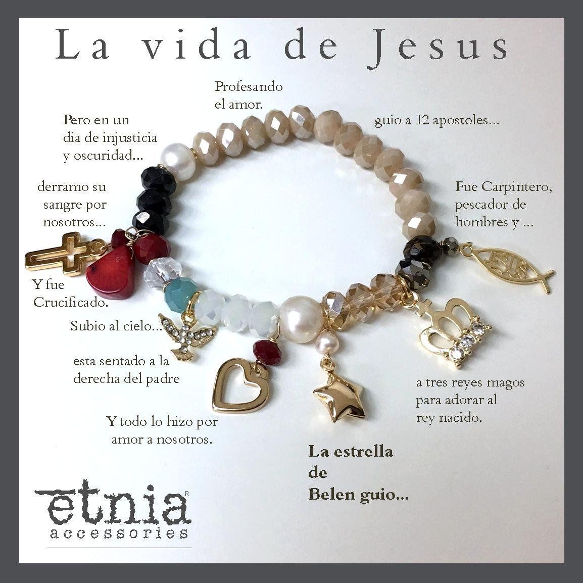 La Pulsera De La Historia De Amor Más Grande La Vida De Jesús Etsy Pulseras De Joyería Pulseras Pulsera De Perlas