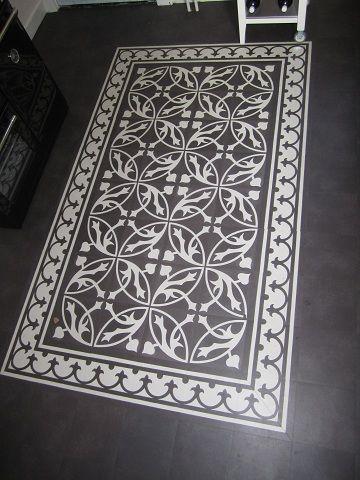 Keukenvloer van flexxfloors vloer pinterest vloeren keuken en tegels - Tegelvloer patroon ...