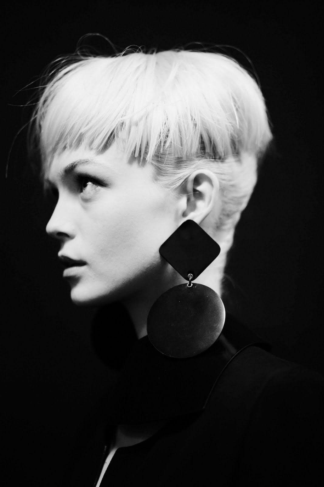Short Haircut Shaved Sides Short Pinterest Emporio Armani