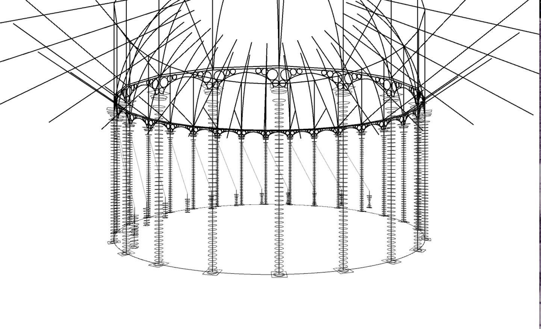 Roundhouse Theatre Plan