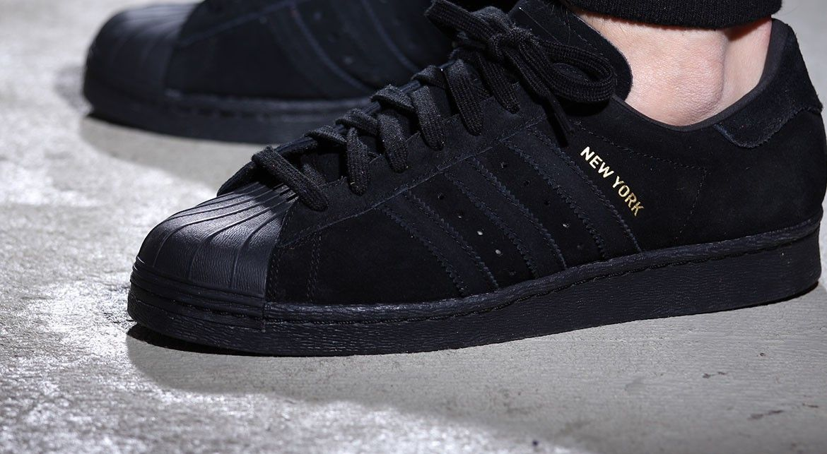 "Adidas Superstar 80s City Series ""New York"" bei Afew"