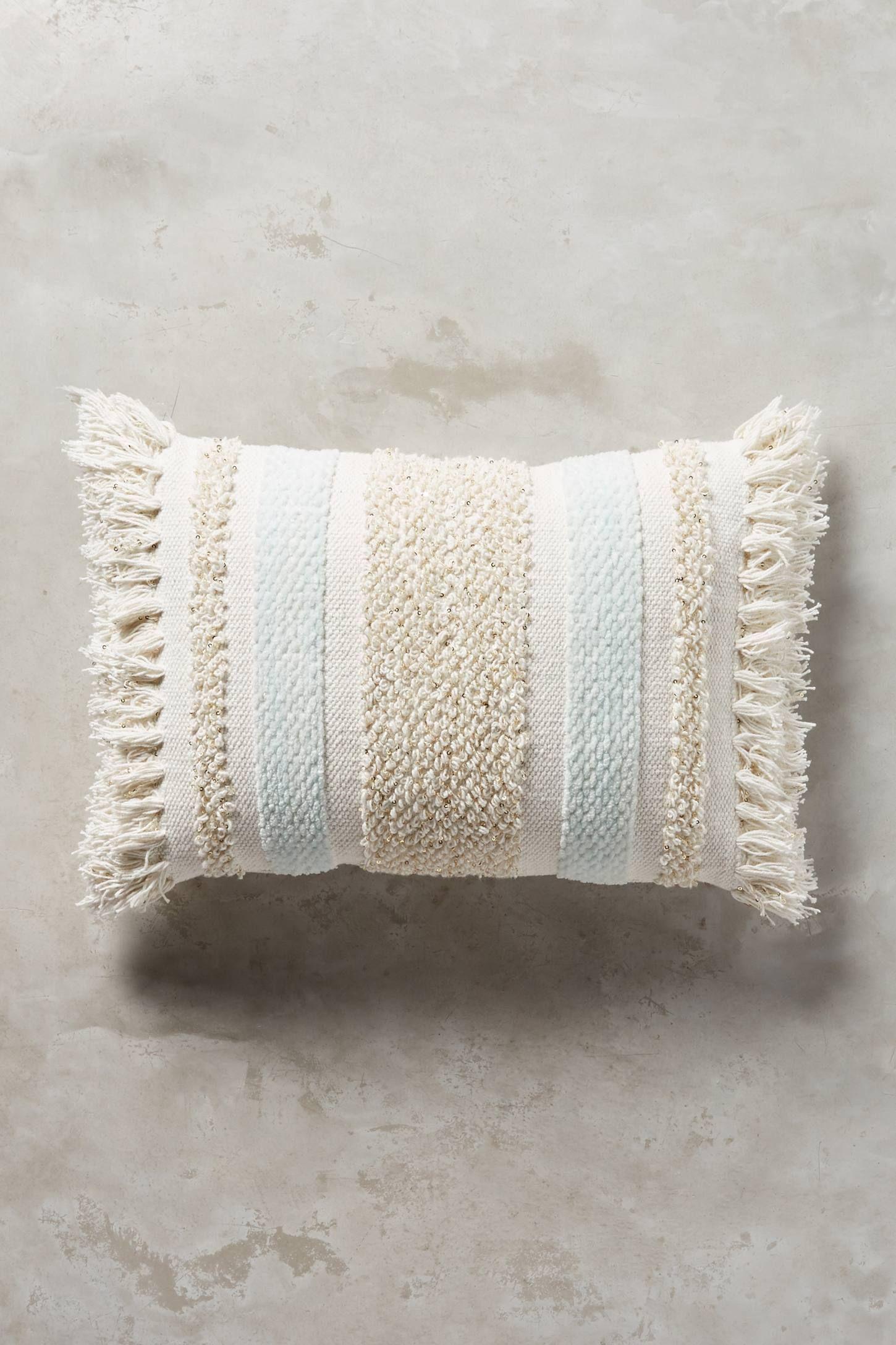 Textured Indira Pillow Pillows Pillow Texture Throw Pillows
