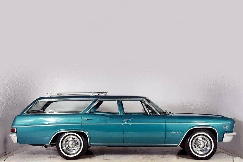 1966 Chevrolet Impala For Sale 2032743 Hemmings Motor News
