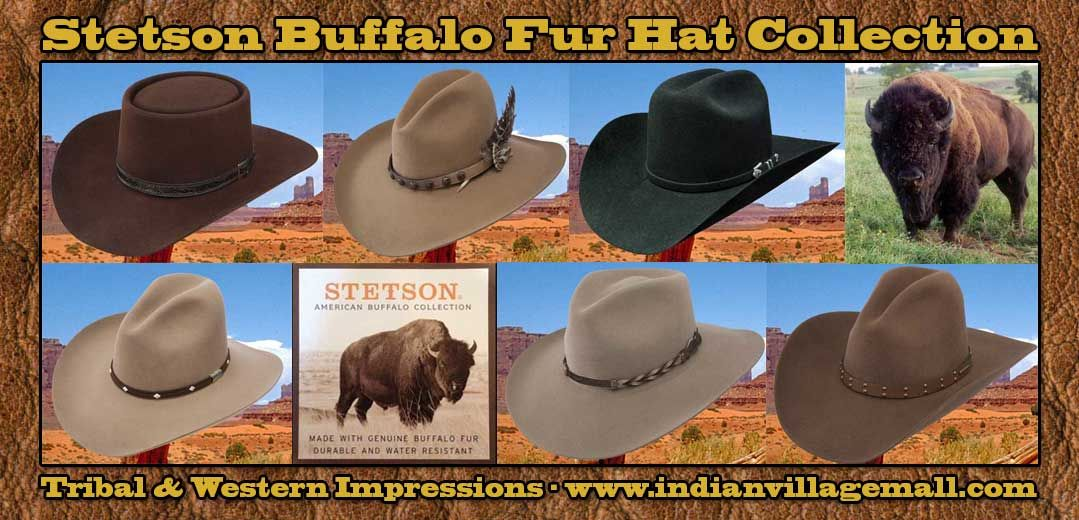 ... Stetson 4x Corral Buffalo Fur. Corral 4x Cowboy Hat factory price 42356  1cfef ... d9a63bd5086
