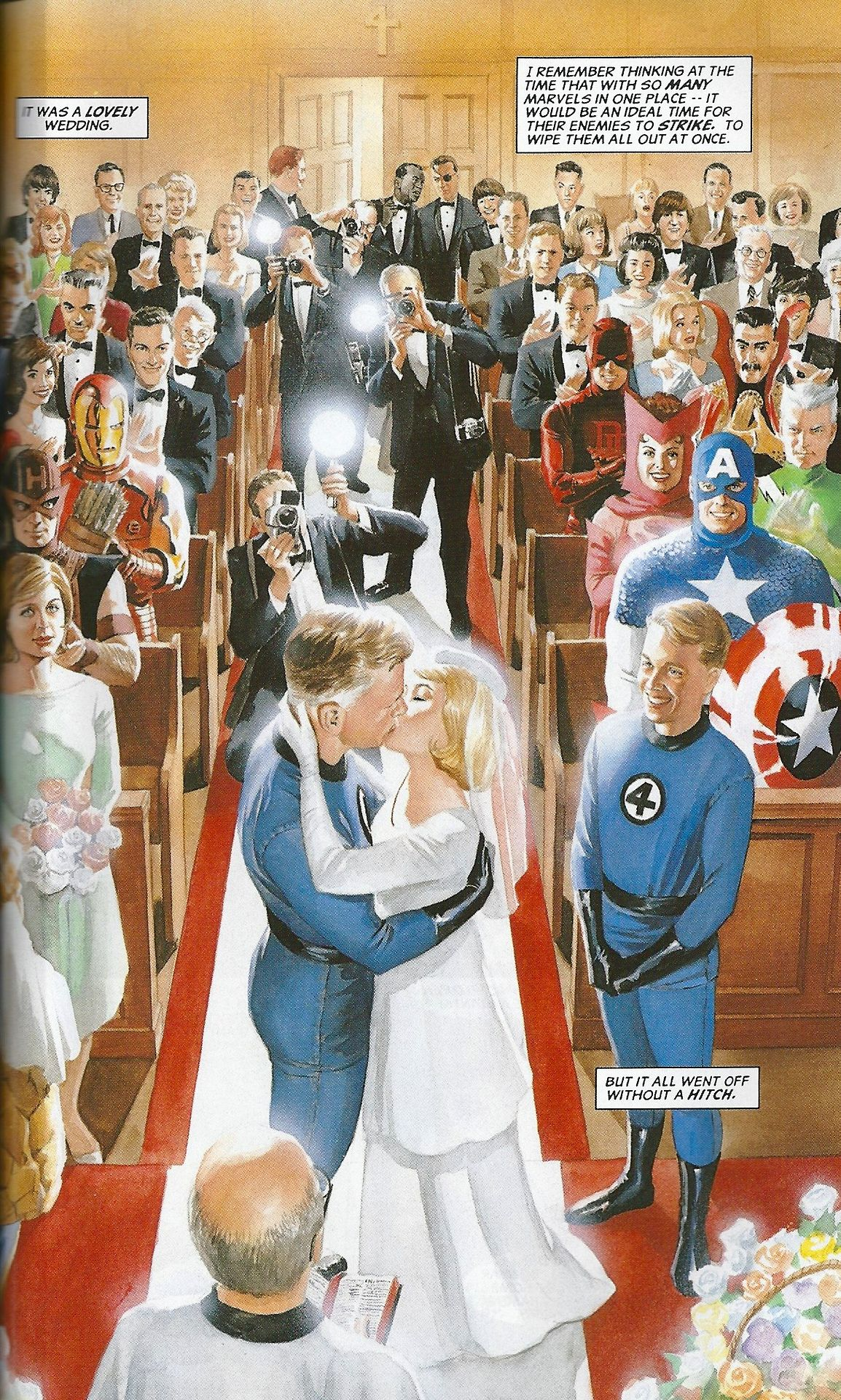 Things I like | Alex ross, Mister fantastic, Marvel superheroes
