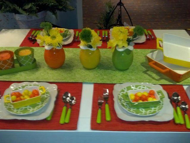 Citrus, Decor, Melon, Vases