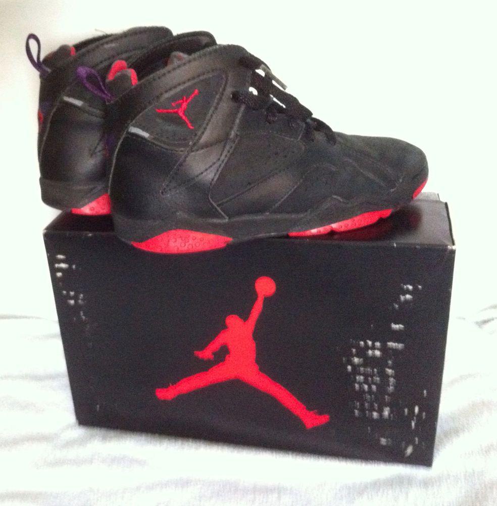 Nike Air Jordan VII 7 size 3Y ORIGINAL