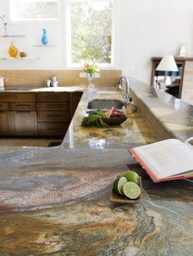 Kitchens - eclectic - kitchen - richmond - Charles Luck Stone Center