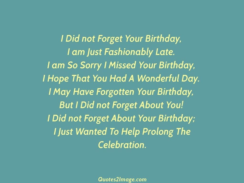 Oops So Sorry I Missed Your Birthday Hope It Was Great Myanimatedgreetingcards Com Hap Animated Birthday Cards Late Birthday Wishes Belated Birthday Funny