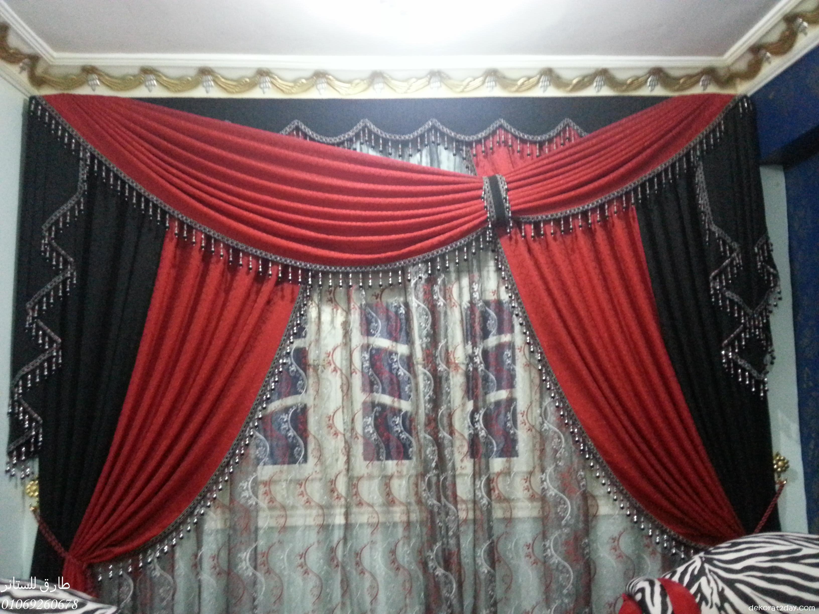 صور ستائر فخمة ستائر مودرن2104 ستائر جديدة اشكال مميزة 2014 Curtains Valance Curtains Home Decor