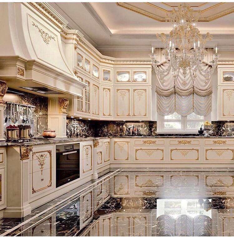 Luxury Homes Interior Kitchen: Luxury Kitchen Design, Luxury