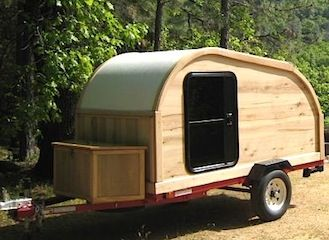 Tear Drop Trailers Designed For Today S Campers Custom Built