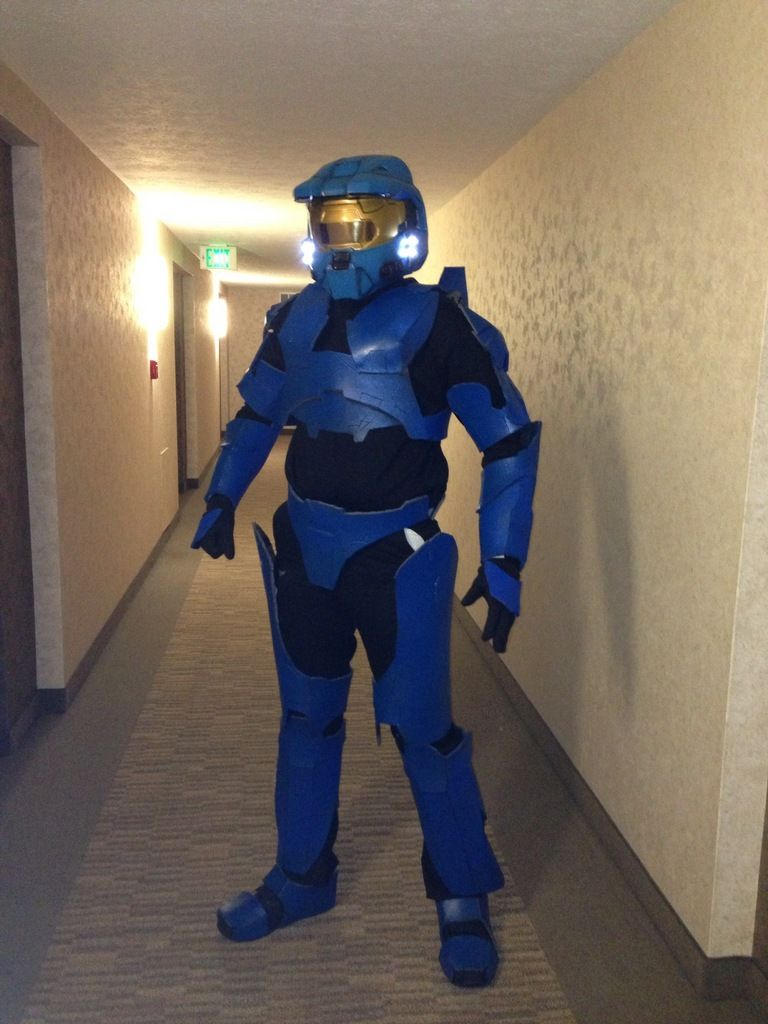 DIY Master Chief costume! #Halloween #DIY #costume check ...