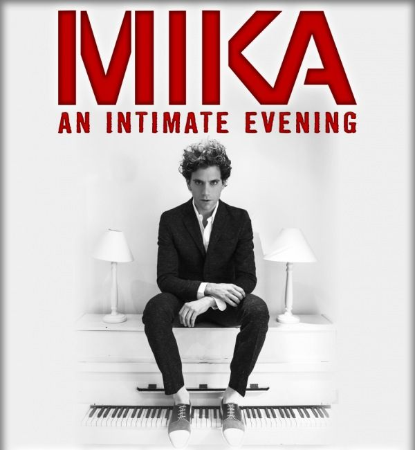 Mika & his Intimate Evenings