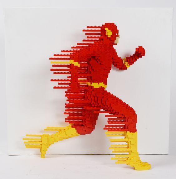Flash lego