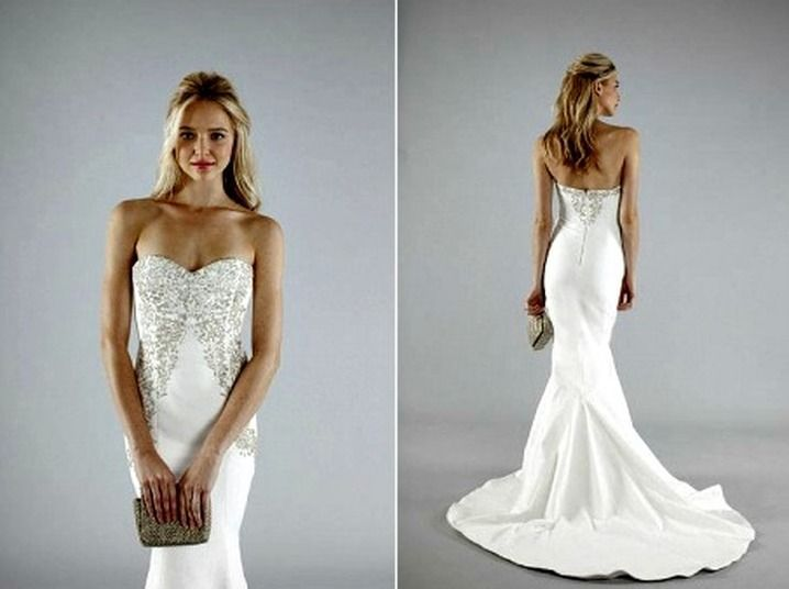 Image result for nicole miller white dresses | Wedding | Pinterest ...
