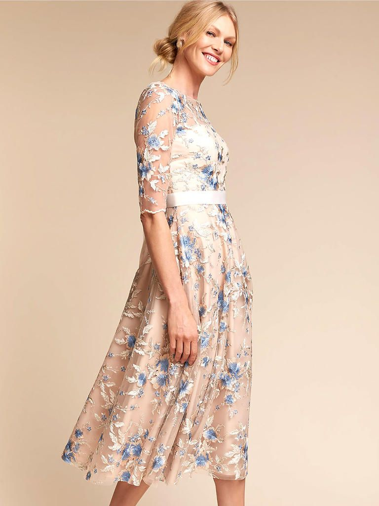 What To Wear A Spring Wedding 46 Flawless Dresses