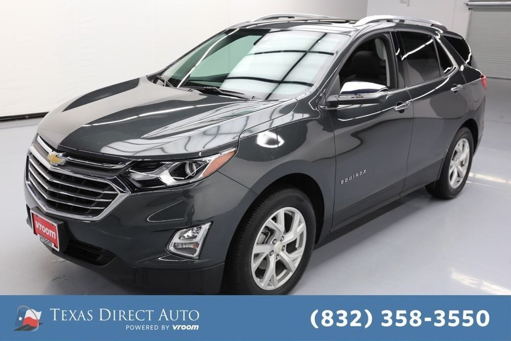 For Sale 2018 Chevrolet Equinox Premier Texas Direct Auto