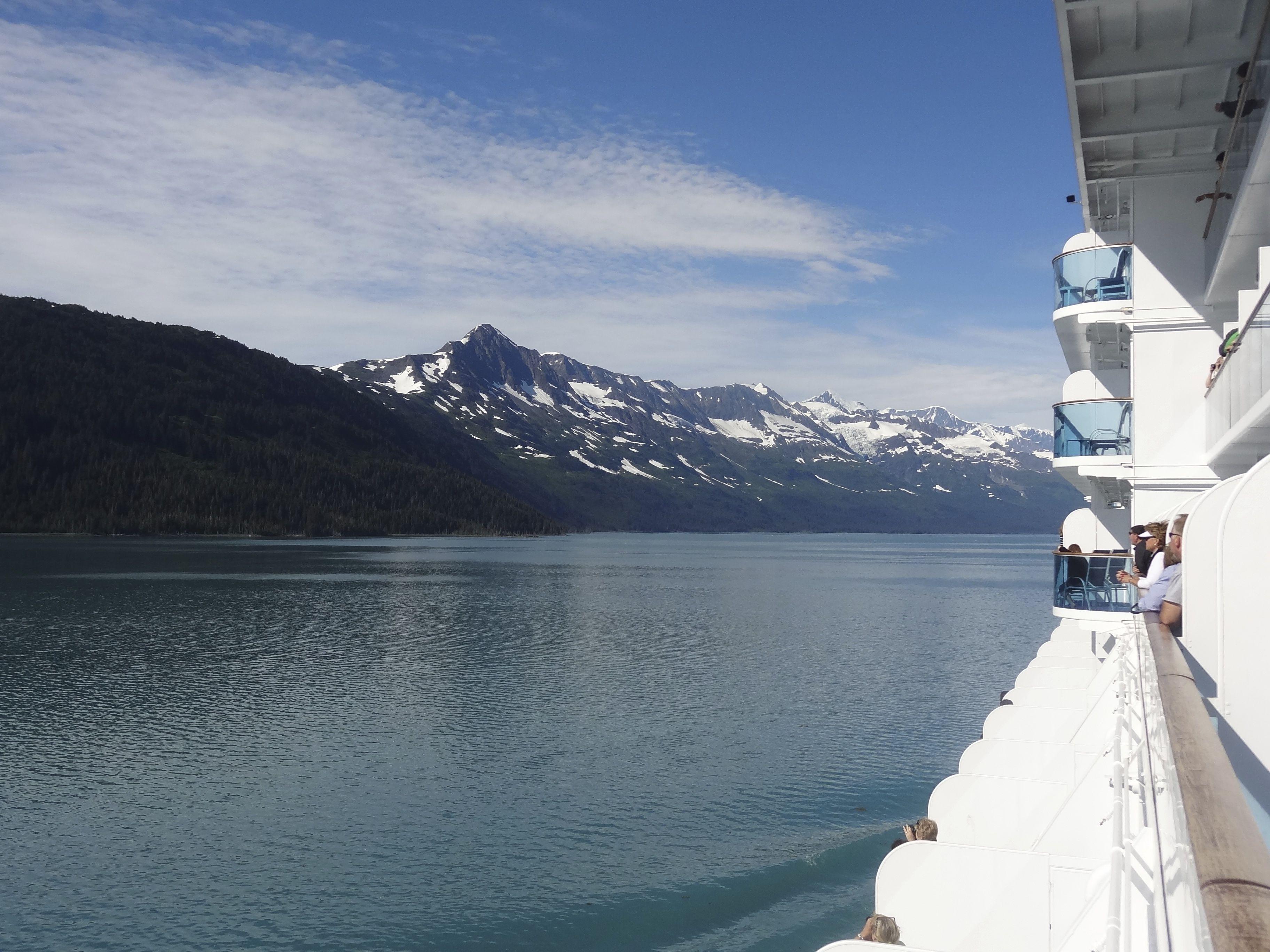 BAHIA DE LOS GLACIARES, Alaska.