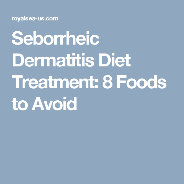 Diet and Dermatitis: Food Triggers