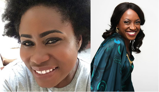 GOSSIP, GISTS, EVERYTHING UNLIMITED: Kate Henshaw & Lydia Forson To Fight Internet Bull...