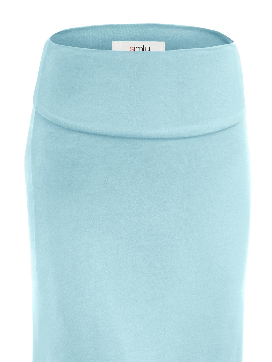ab429107e4 Plus Size High Waisted Maxi Skirt Long Floor Length Knit Skirt for Women -  USA#Maxi, #Skirt, #Waisted