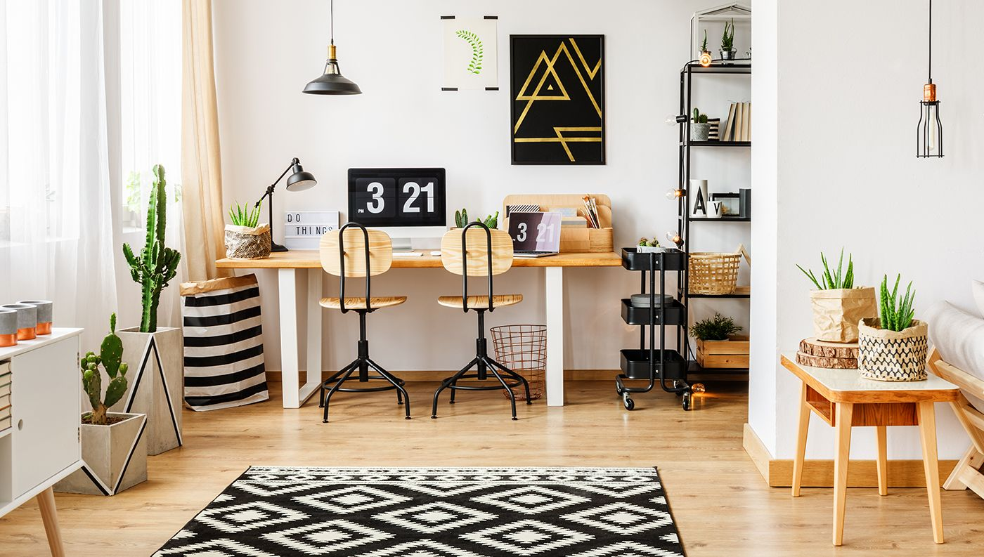 Creating A Home Work Station That Gets Top Marks Home Decor