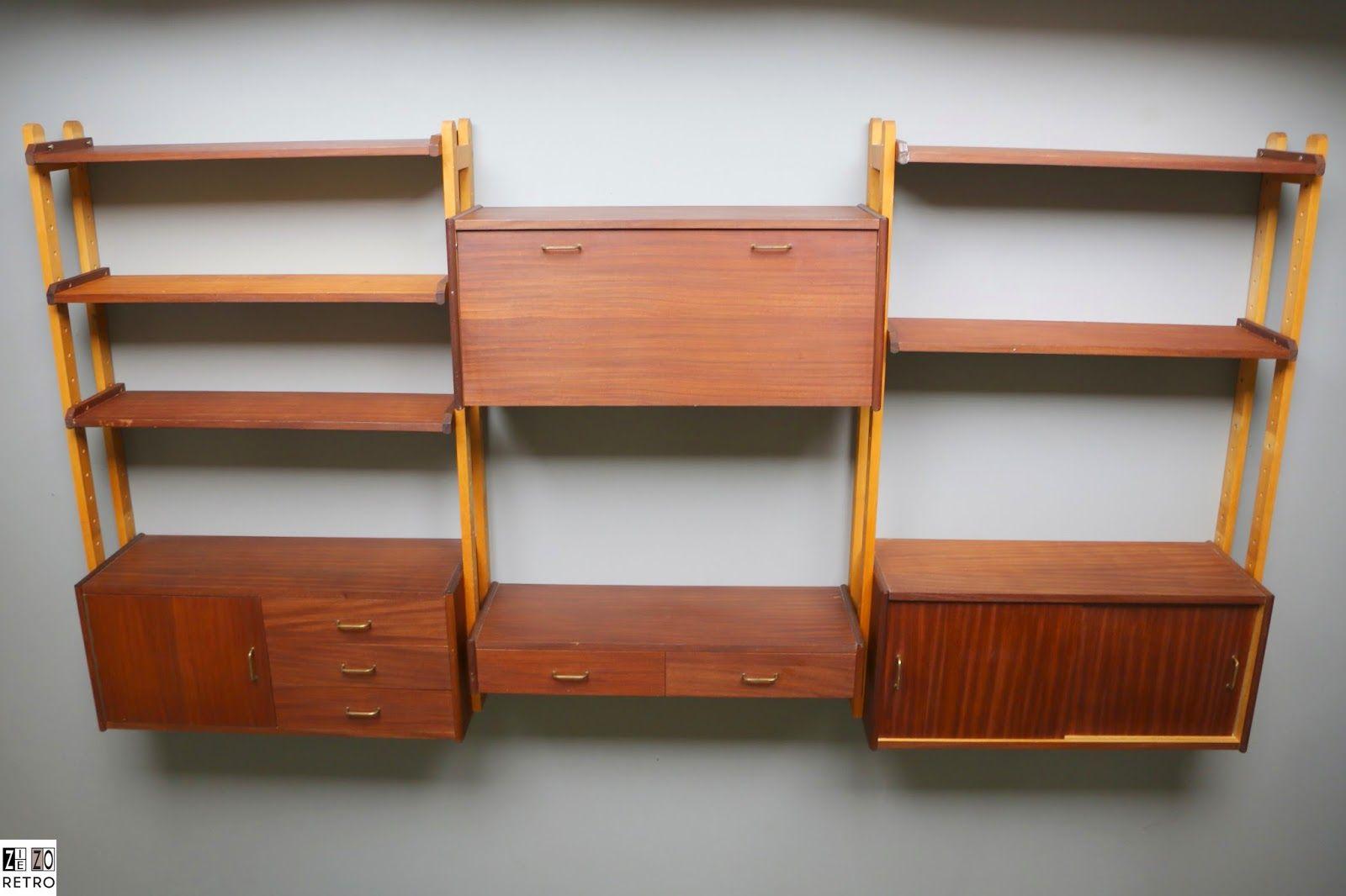 Retro Design Kastje : Ziezoretro retrospectief op design meubels van toen: vintage retro
