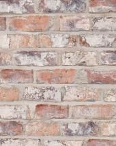 Papier Peint New Brique Vinyle Sur Intisse Imitation Briques Deco
