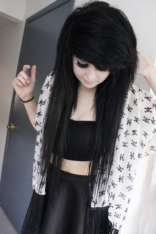 nice cool 15 cute emo hairstyles