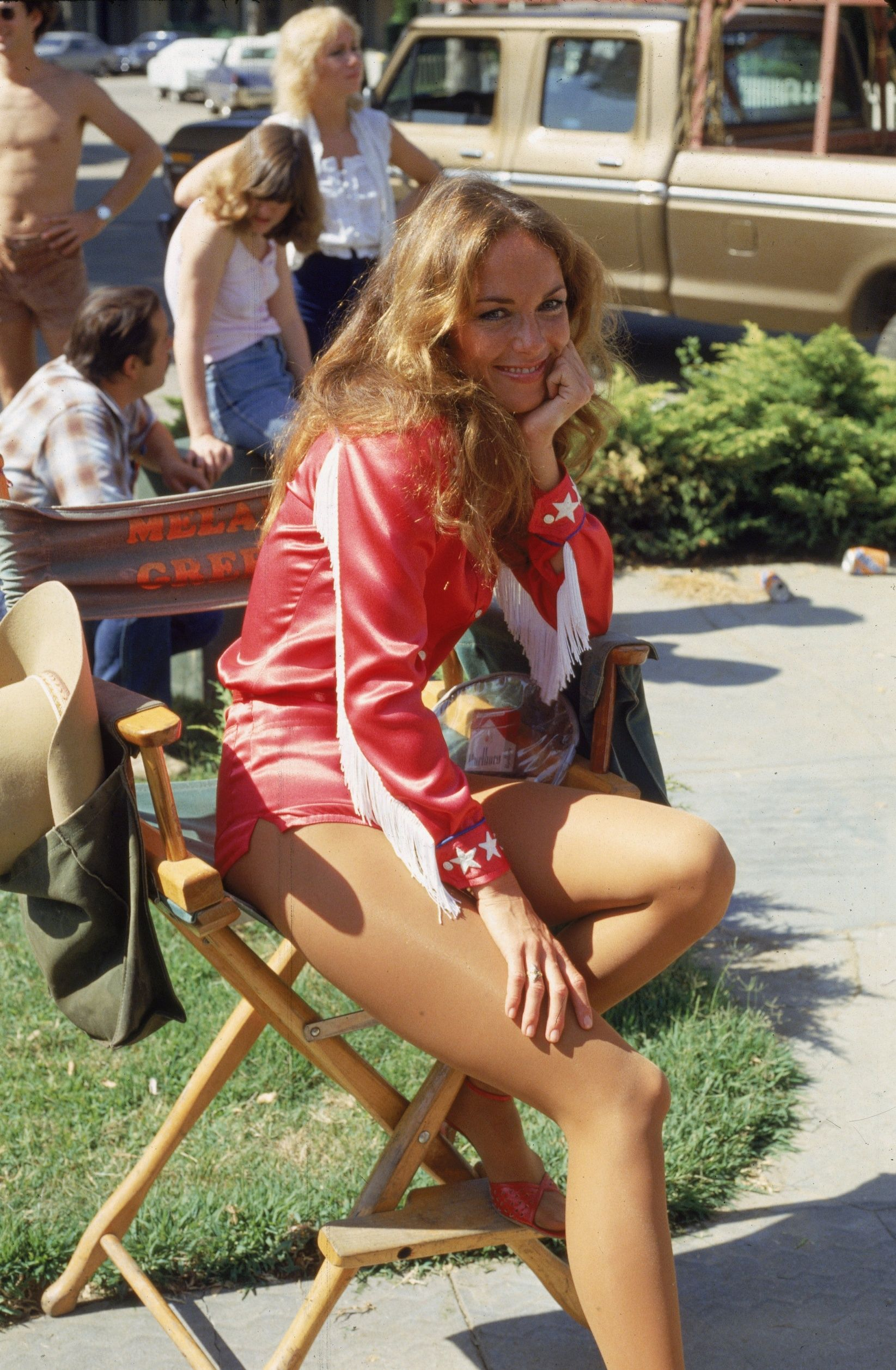 catherine bach roy orbison