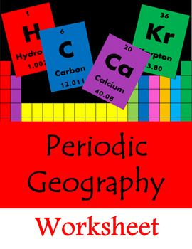 Periodic geography periodic table physical science and chemistry identify the periodic trends of each energy level identify the families groups by name number and number of valence electrons color and label the urtaz Images