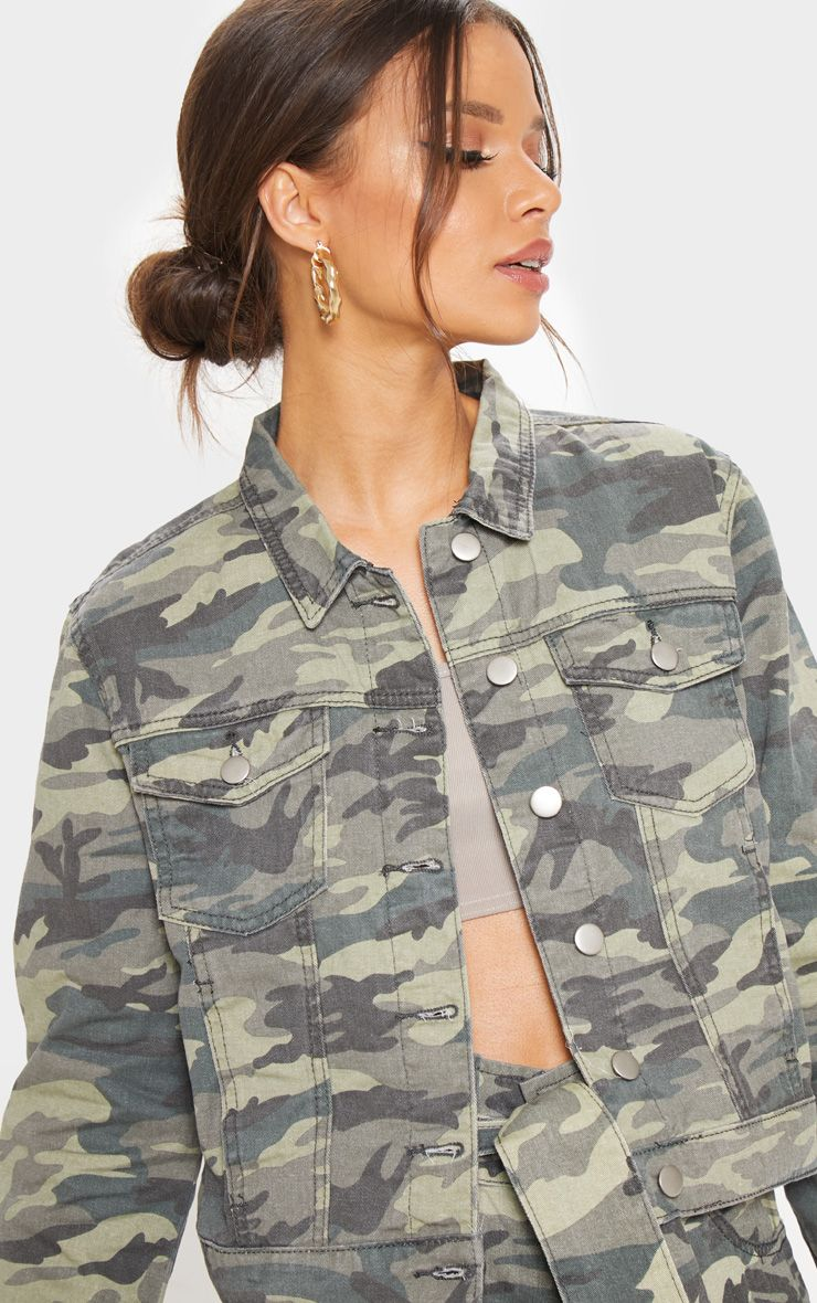 Camo Denim Jacket Camo Denim Jacket Camo Fashion Jackets [ 1180 x 740 Pixel ]