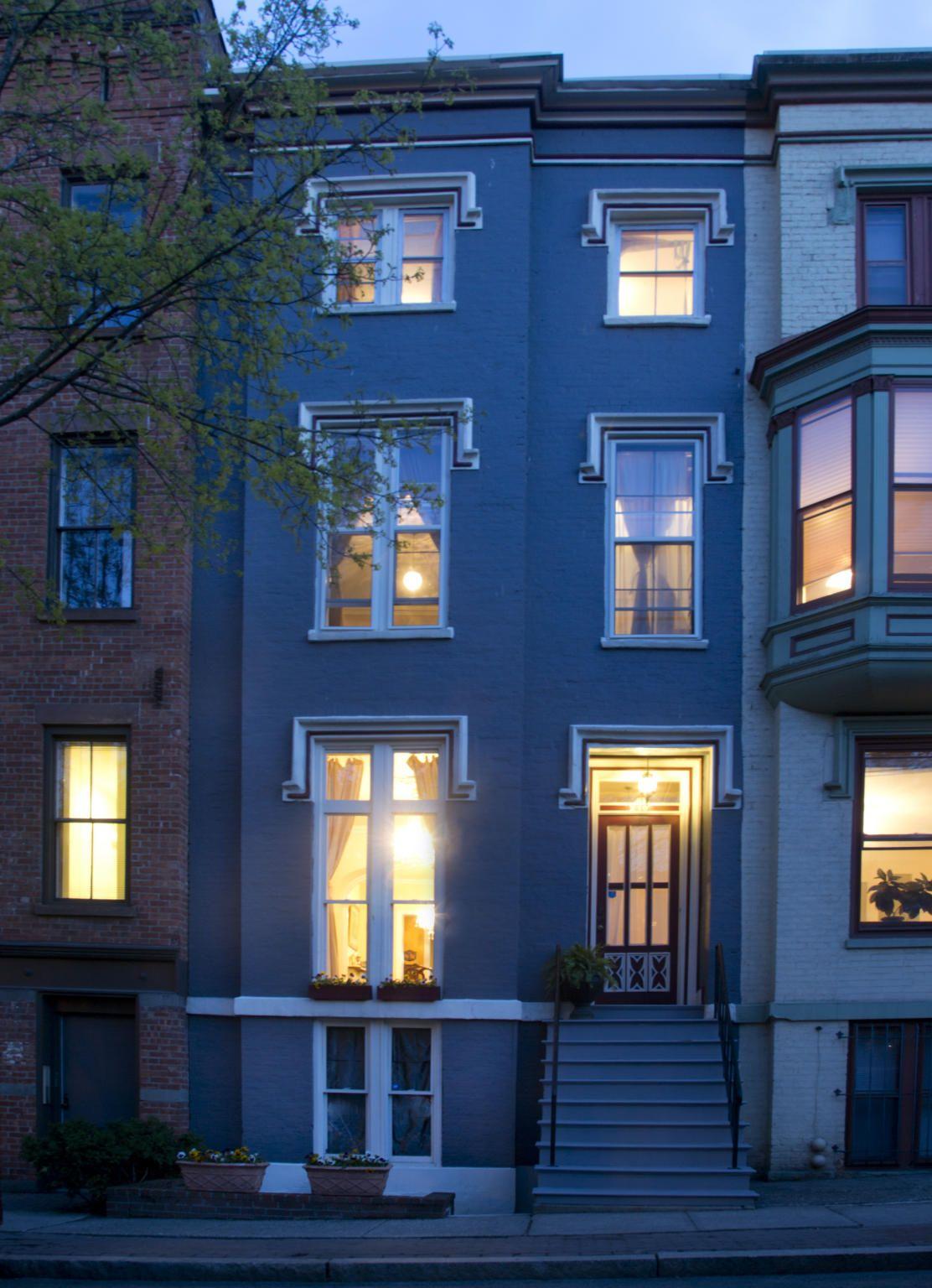 240 Hudson Ave Albany Ny 12210 Trulia Townhouse Exterior