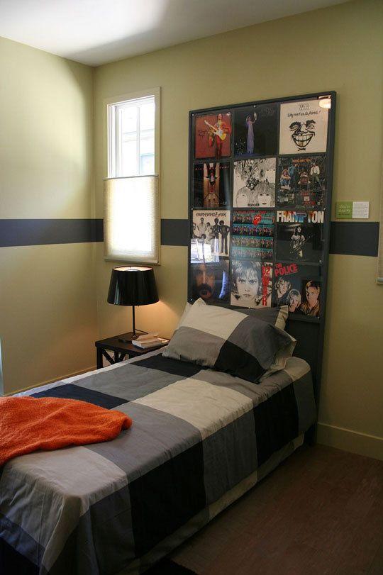 Eleven Diy Headboard Inspirations Bedroom Diy Headboard
