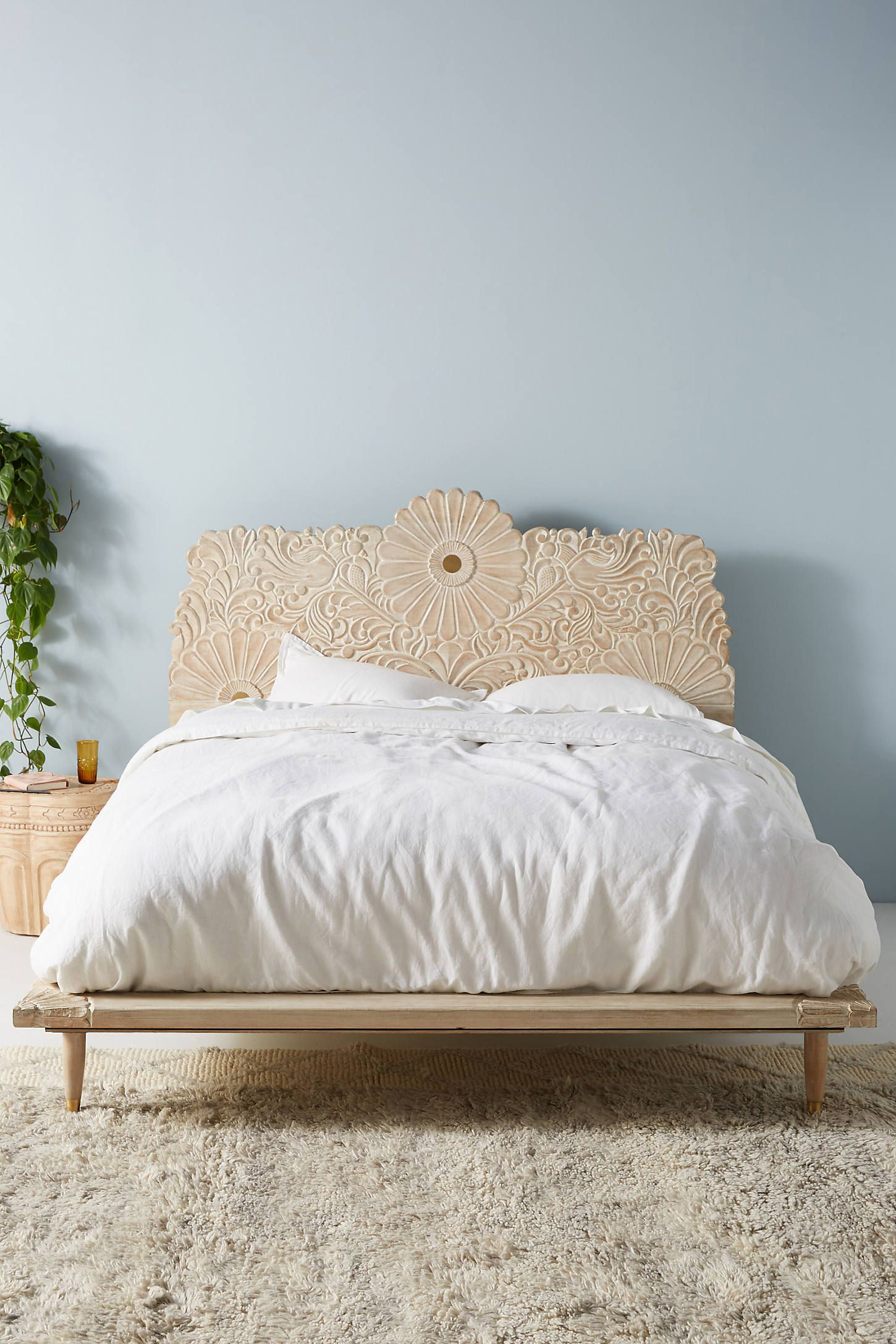 Gulliver Bed by Anthropologie The warmth of this