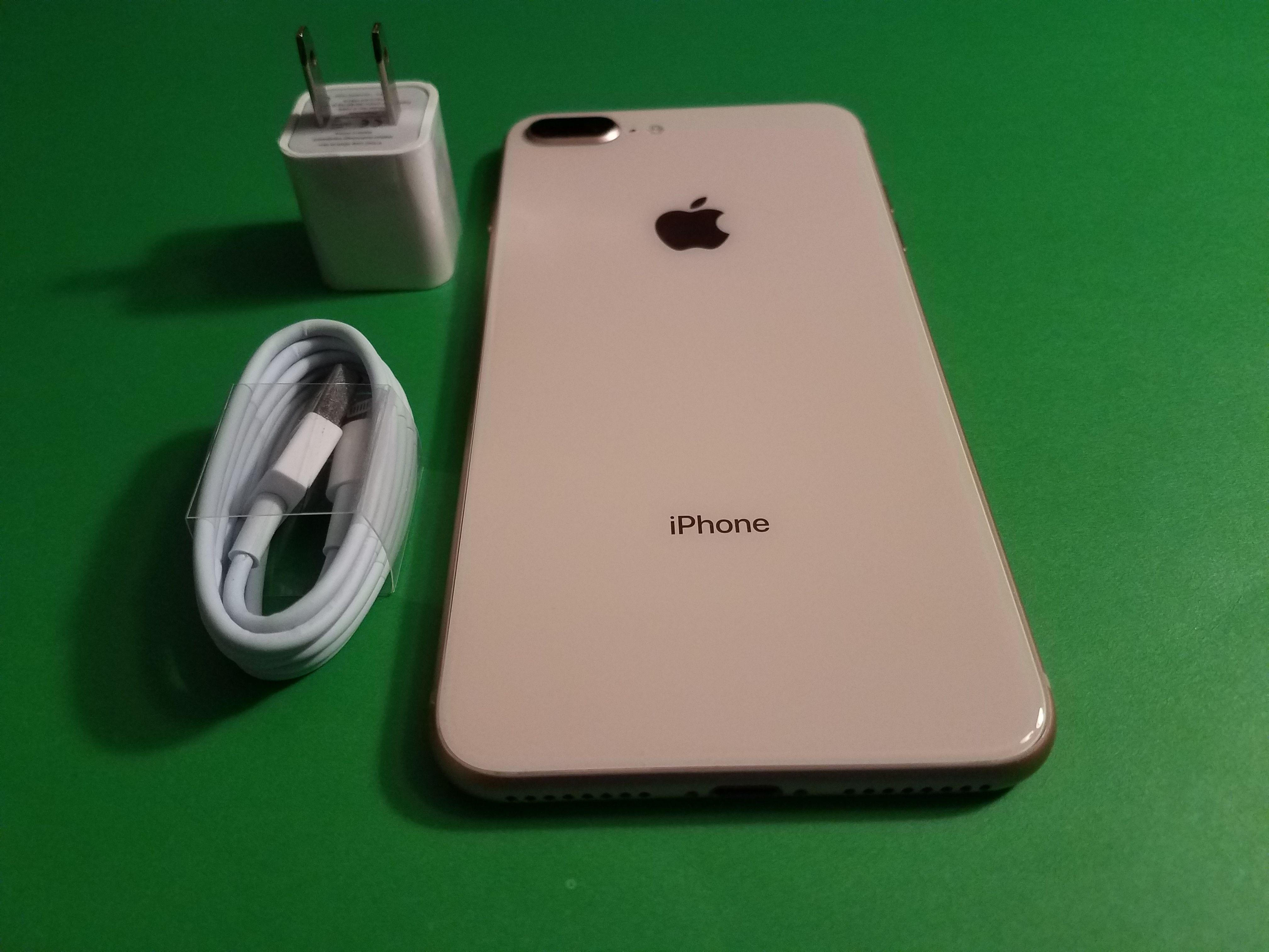 Iphone 8 Plus Verizon Unlocked Gold Iphone Apple Iphone Accessories Iphone 8 Plus