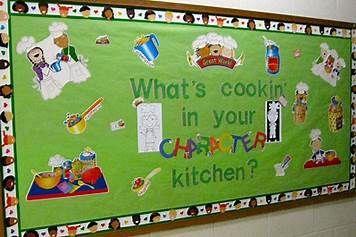 Merveilleux Image Result For School Cafeteria Bulletin Boards