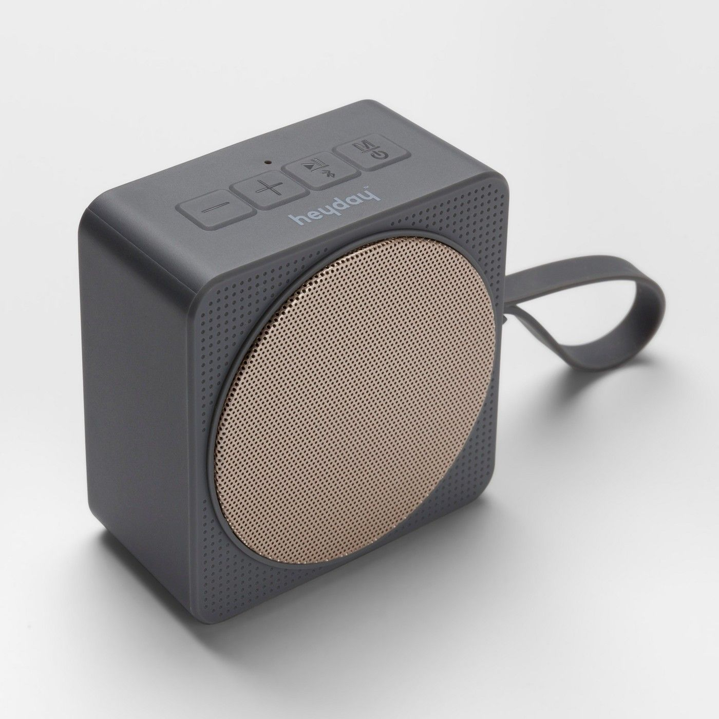 Heyday Small Portable Bluetooth Speaker With Loop Bluetooth
