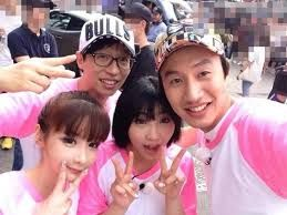 photo running man -u-