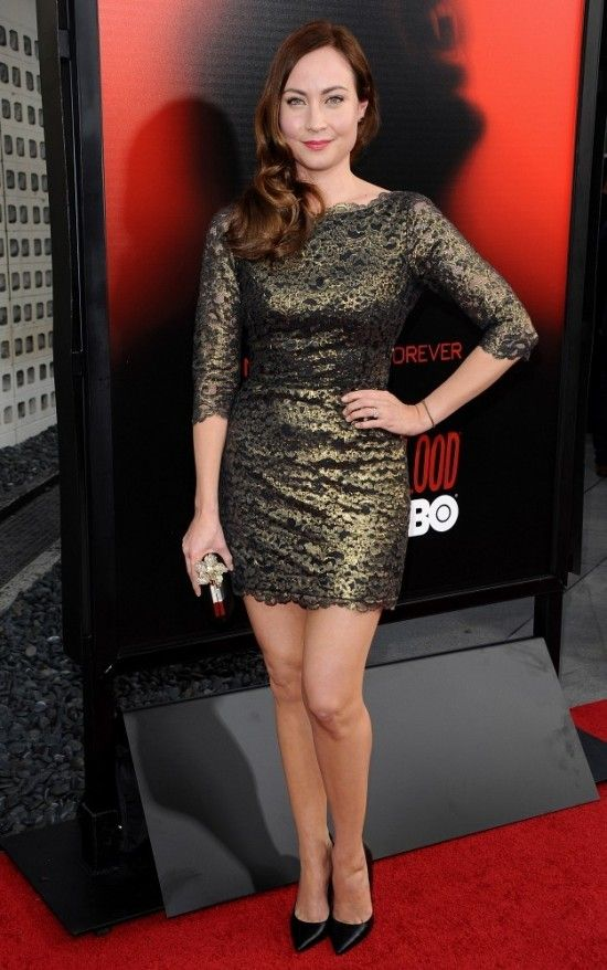 Courtney Ford Dexter Fashion Summer Dresses Formal Dresses