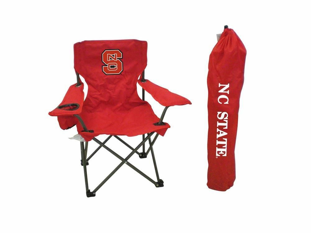 Awe Inspiring Ncsu Nc State Wolfpack Kids Outdoor Folding Chair Nc State Unemploymentrelief Wooden Chair Designs For Living Room Unemploymentrelieforg