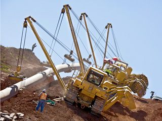 caterpillar 589t pipelayer | Cat Products: Products › Machines
