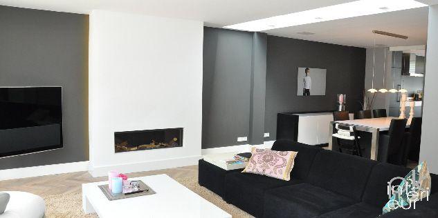 Binnenhuisarchitect woonkamer google zoeken klant 101 for Interieur lievens