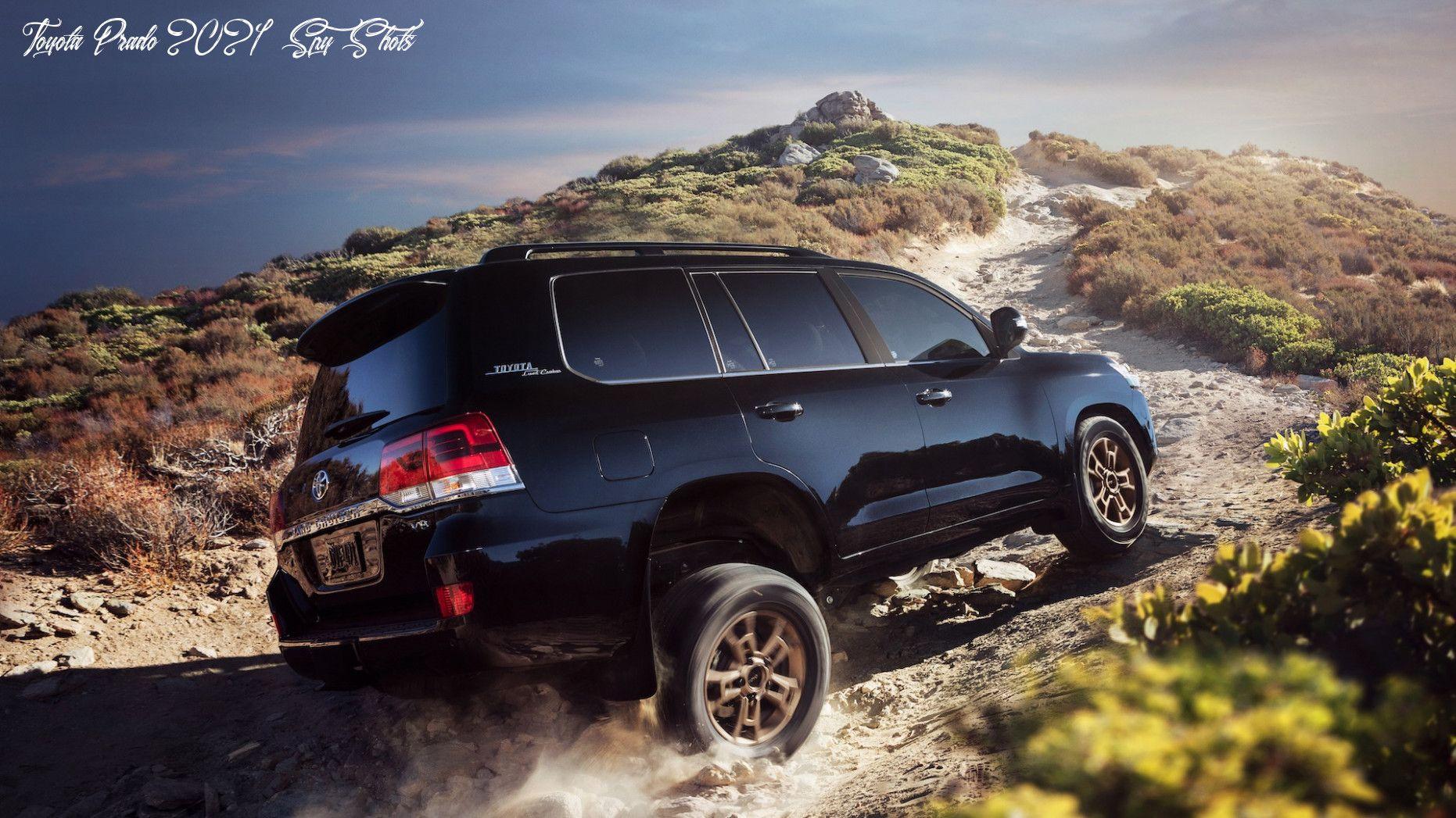 Toyota Prado 2021 Spy Shots Model In 2020 Land Cruiser Toyota Land Cruiser New Toyota Land Cruiser